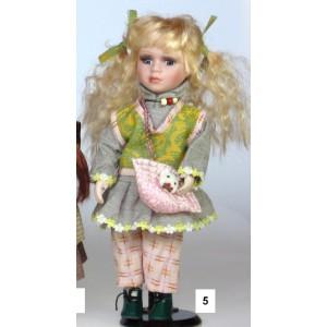 Porcelánová panenka Ingrid SUPER CENA