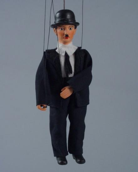 Loutka Chaplin 20 cm