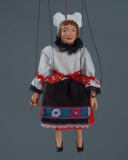 Loutka Mařenka 20 cm
