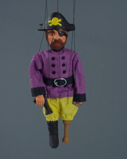 Loutka Pirát 20 cm