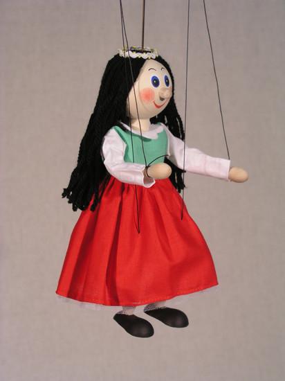 Loutka Maková panenka 20 cm