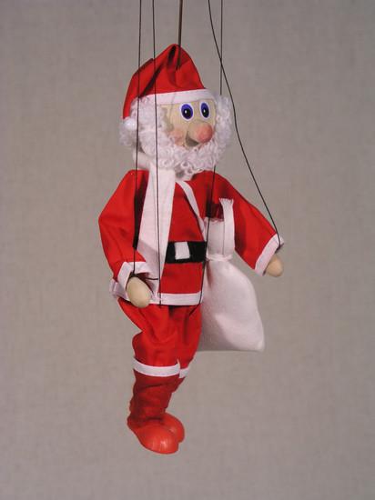 Loutka Santa Claus 20 cm