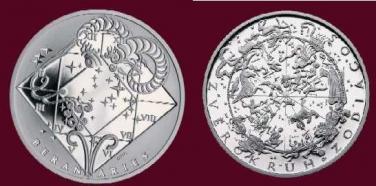 Stříbrná medaile Beran 20. 3. -19. 4.
