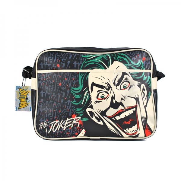 Retro taška přes rameno The Joker Batman