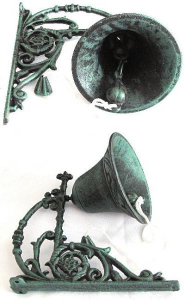 Litonový zvonek Green střední