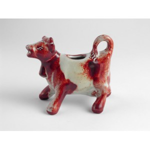 Keramická nádoba Kravička na mléko či smetanu
