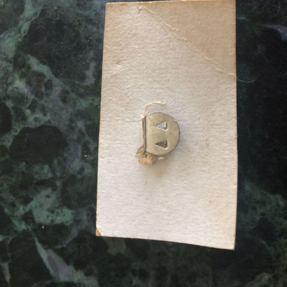 Brož s kamínky ze stříbrného kovu Křídla