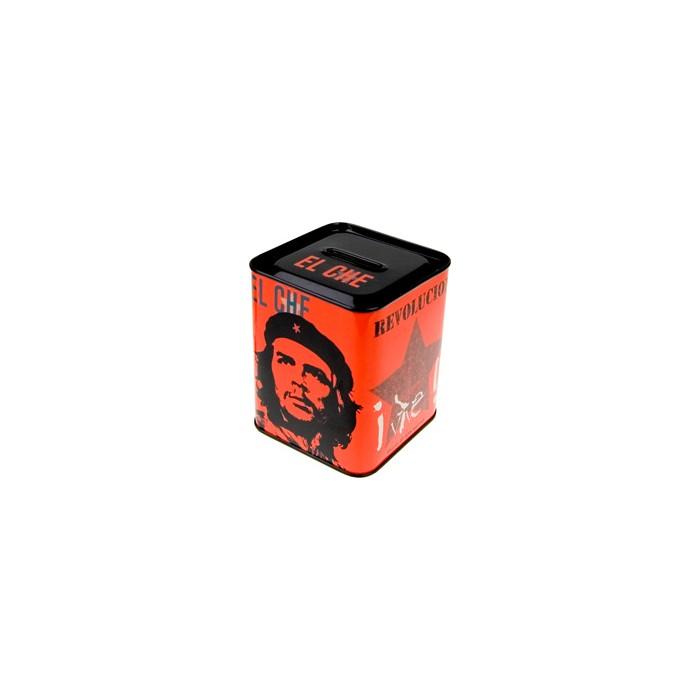 Plechová pokladnička Che Guevara - kasička