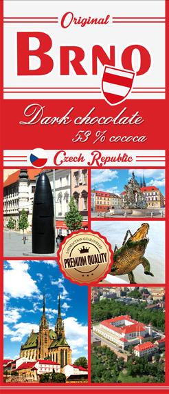 Hořká čokoláda Brno