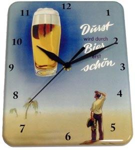 Nástěnné hodiny Pivo