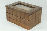 Dřevěná šperkovnice Cube Gizela