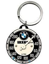 Retro klíčenka BMW