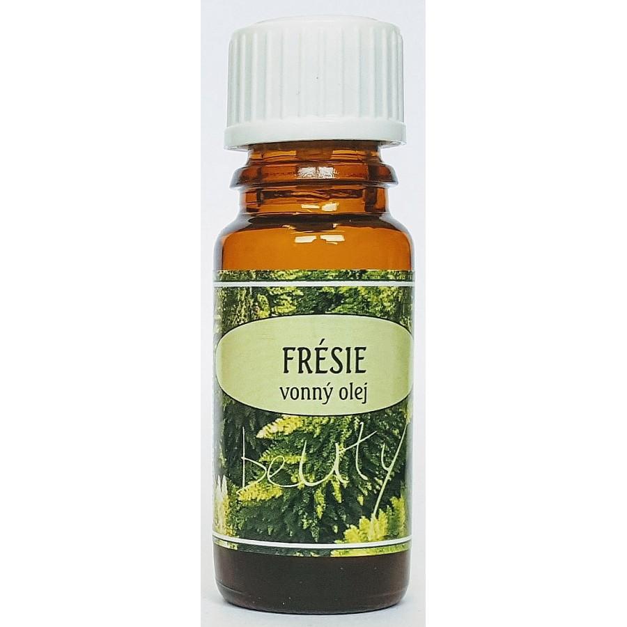 Aromatický vonný olej ESSENTIAL OIL Frésie 10ml + 10ml 1+1