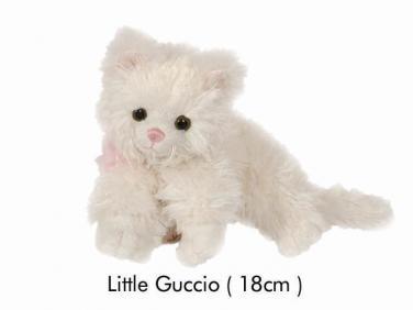 Kočička Guccio bílá