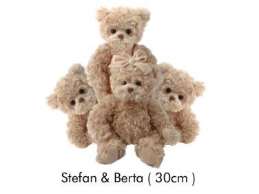 Medvídek Stefan a Berta
