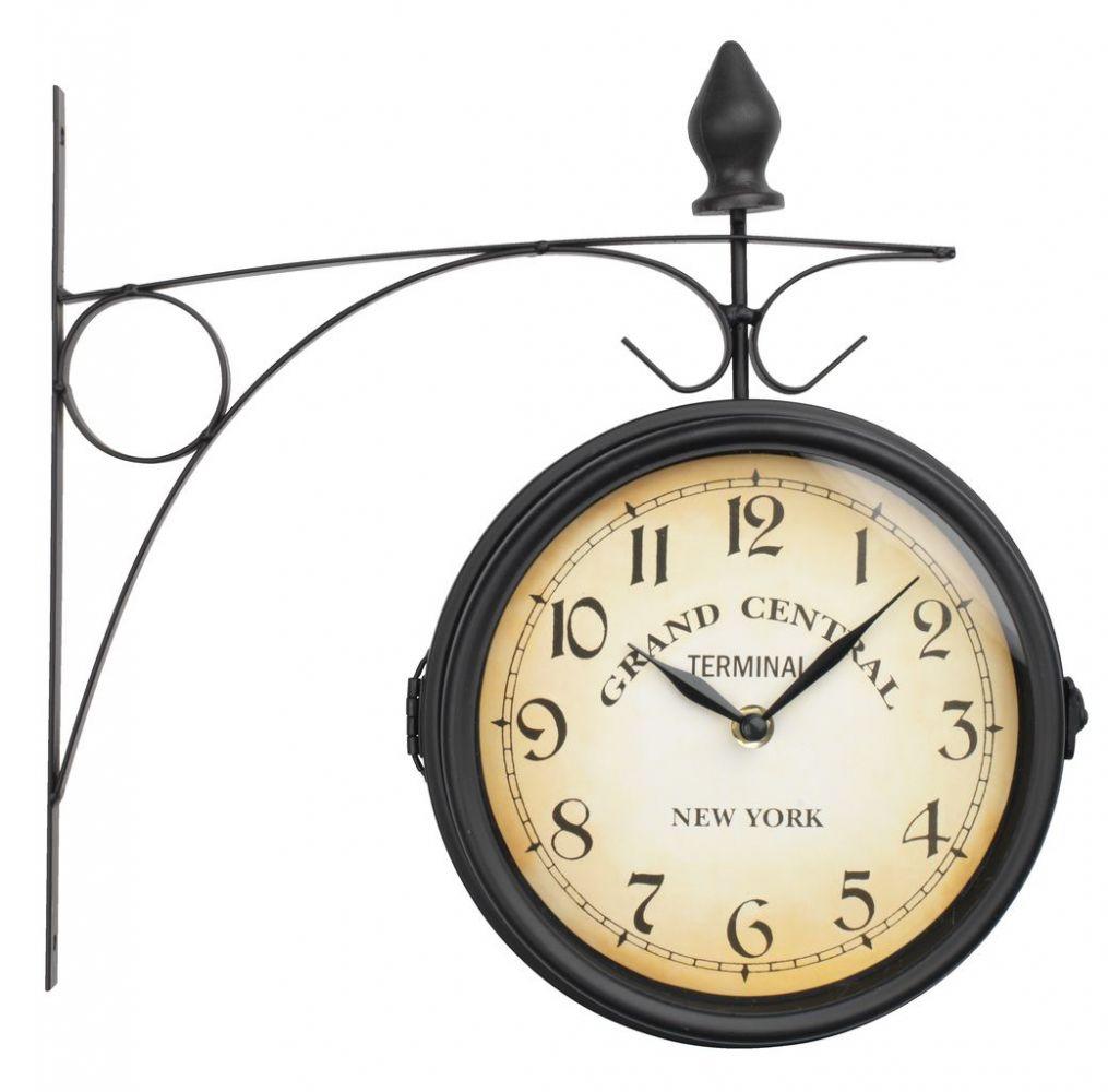 Kovové nádražní hodiny Grand cental terminal New york