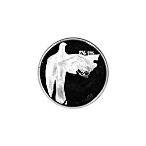 Stříbrná mince 1995 - 200 Kč 50. výročí vítězství na fašismem b.k. (Fašismus)