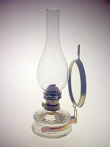 Skleněná petrolejka L11