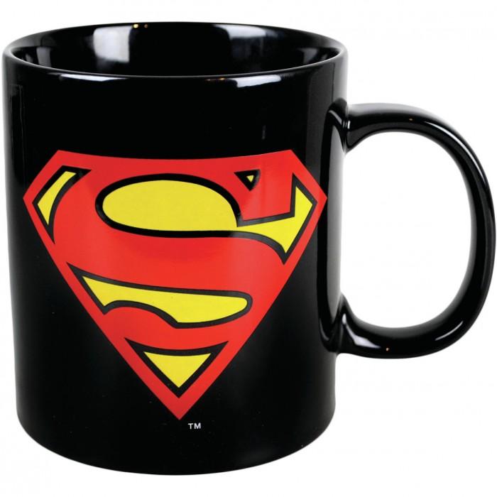 Hrnek Superman logo SUPER MAXI