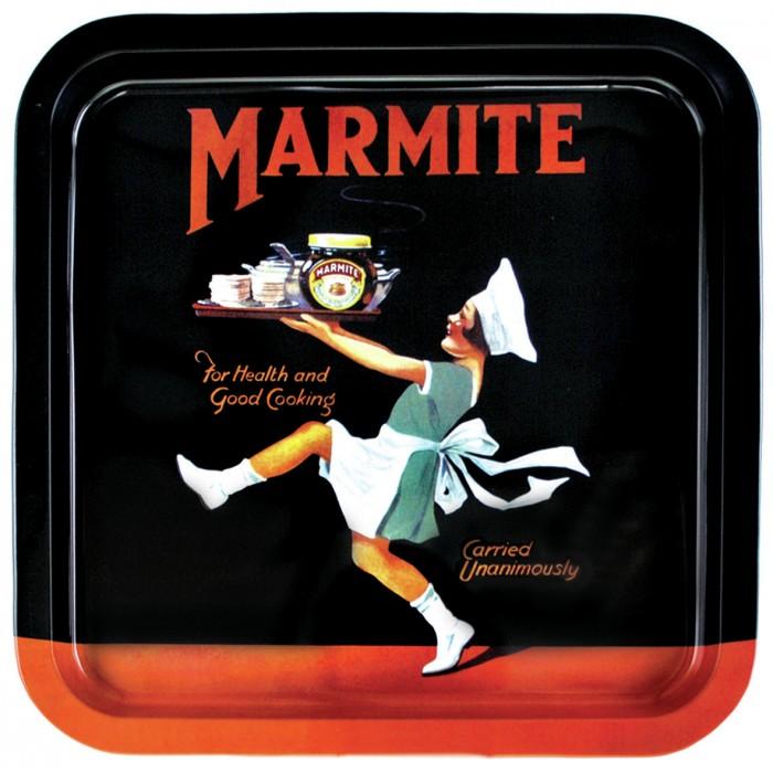 Plechový tác Marmite