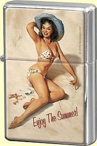 Retro Zapalovač Enjoy The Summer