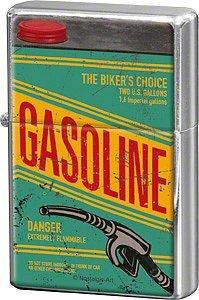 Retro Zapalovač Gasoline