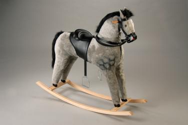 Houpací kůň - Cezar grošák