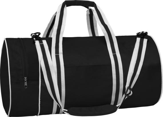 Sportovní retro taška Gun black