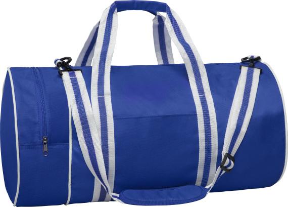 Sportovní retro taška Gun blue