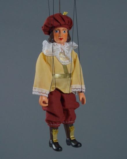Loutka Princ 20 cm
