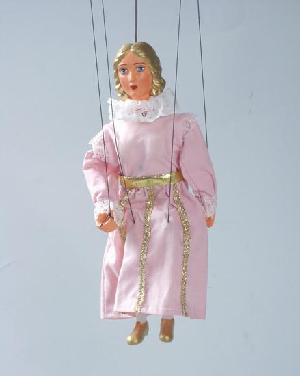 Loutka Princezna 20 cm