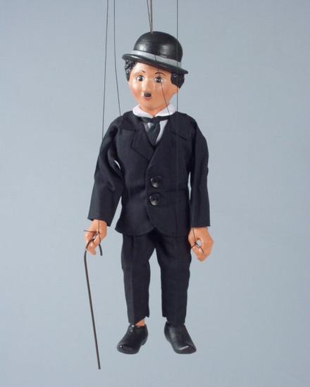 Loutka Chaplin 30 cm