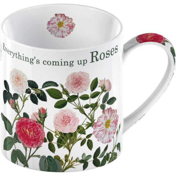 Porcelánový hrnek Roses - Růže