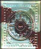 Keramický hrnek Půllitrák 2 vlny