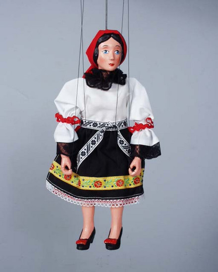 Loutka Selka 30 cm