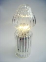 Olejová lampička Luna - věčná svíčka LED