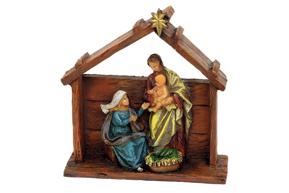 Betlém S Ježíškem v náručí
