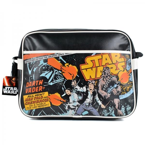 Retro taška přes rameno Star wars