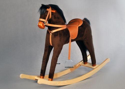 Houpací kůň - Hnědák