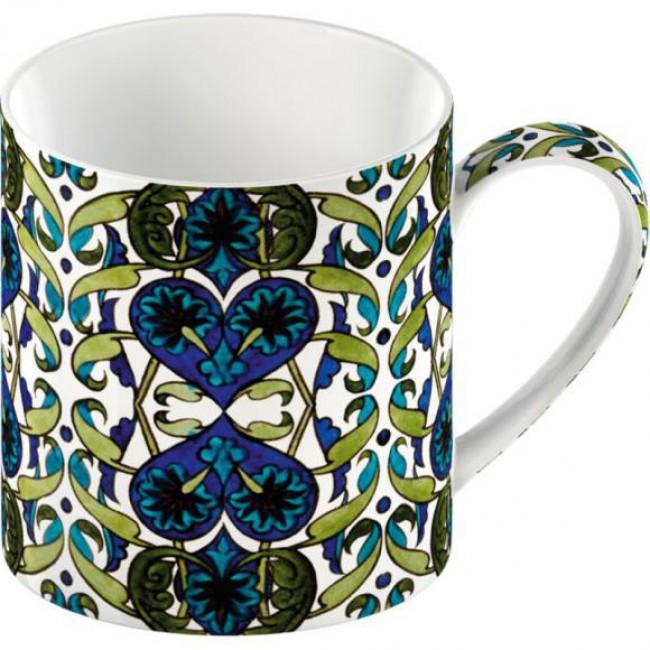 Porcelánový luxusní hrnek Arts