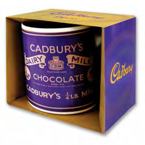 Keramický hrnek Cadbury's v krabičce