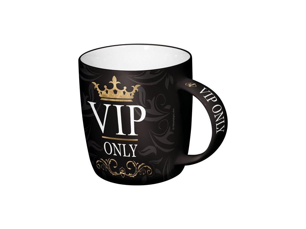 Keramický hrnek VIP only