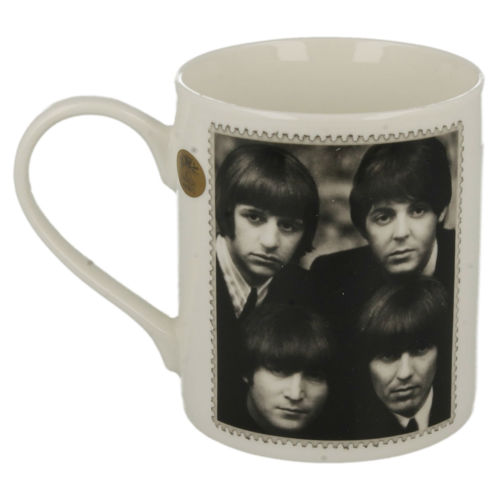 Keramický hrnek The Beatles