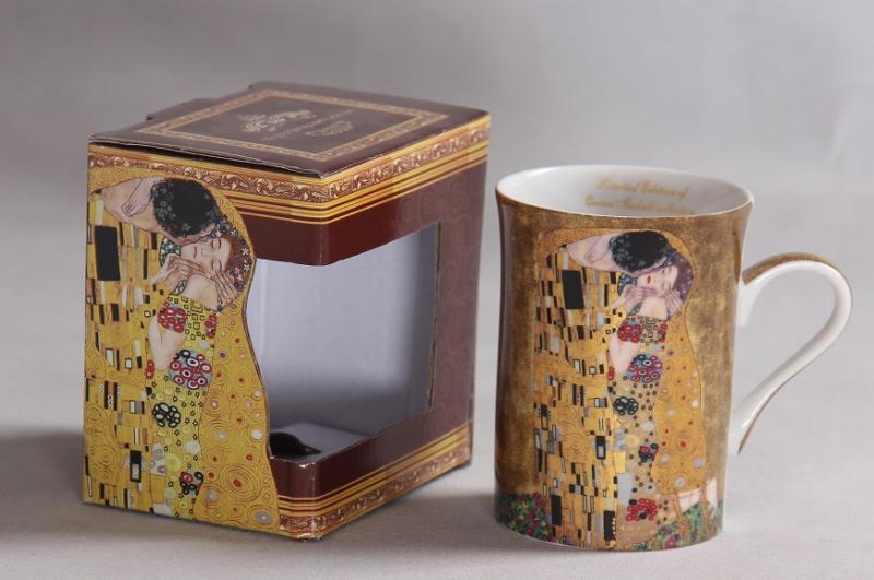 Porcelánový hrnek Gustav Klimt