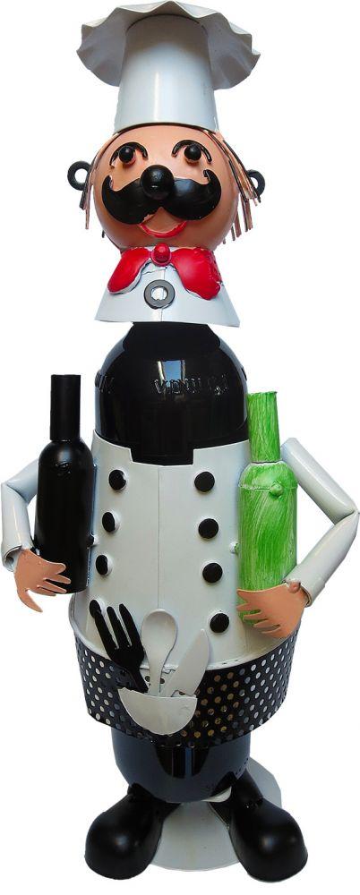 Stojan na víno Kuchař