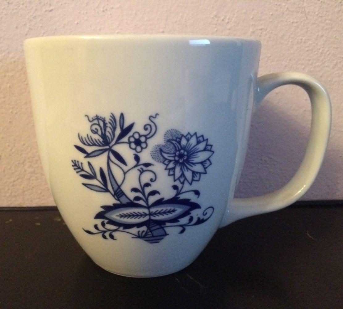 Porcelánový hrnek Cibulák - Thun