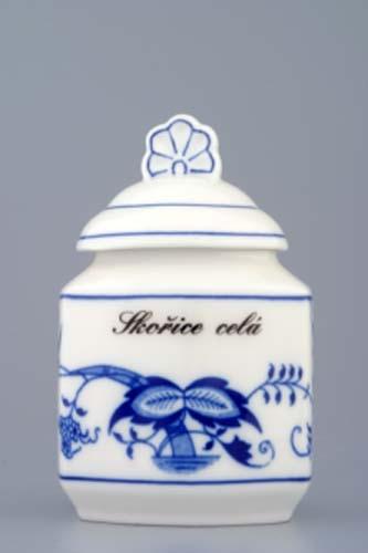 Porcelánová kořenka s receptem Cibulák - Český porcelán Dubí