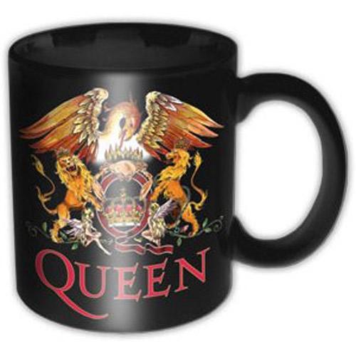 Keramický hrnek Queen