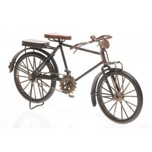 Plechový retro model Jízdní kolo