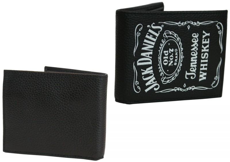 Kožená peněženka Jack Daniel's bílý nápis